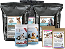 Young Again Pet Food products