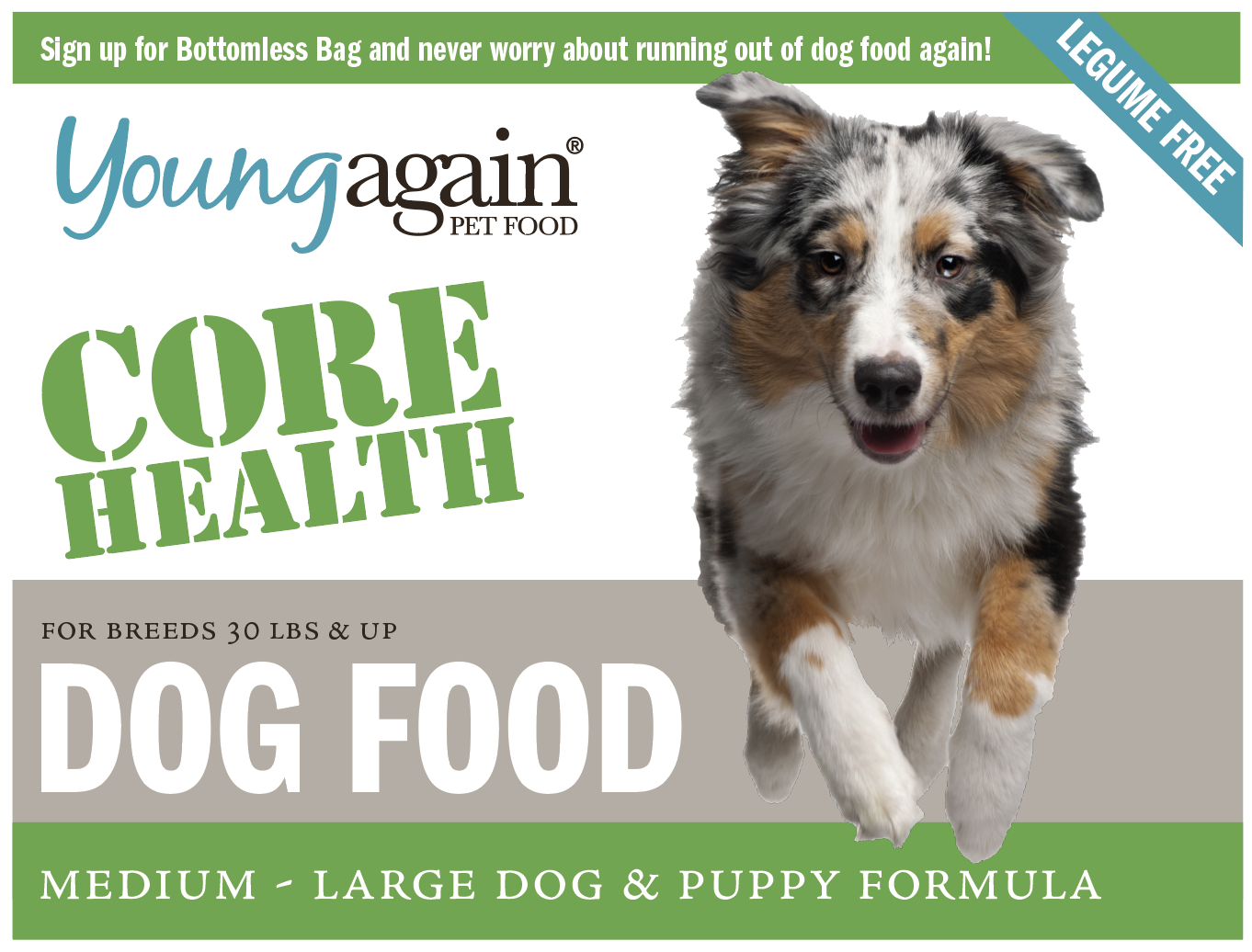 Core Health Dog 30/20